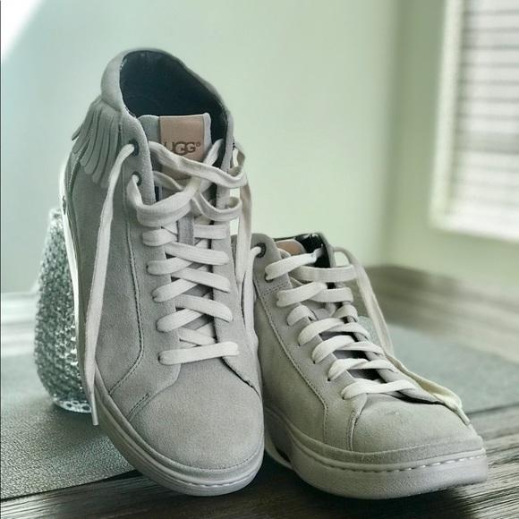 7e51033e17a Ugg Cali Fringe Festival Shoes